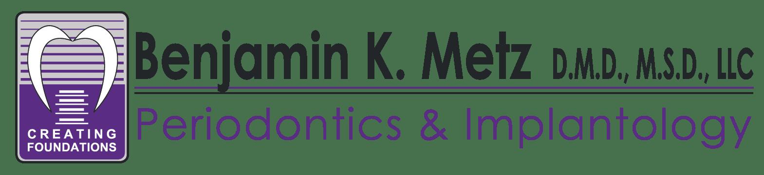Dr. Benjamin Metz Periodontics